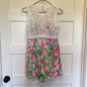 Adorable Lilly romper